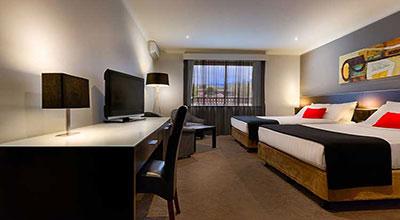 St Kilda Deluxe Rooms Melbourne