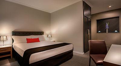 Melbourne Hotel Rooms St Kilda